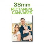 38mm Rectangle Canvases